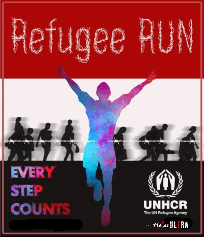 Refugee Run