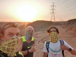 Sunset Trail in Barzah