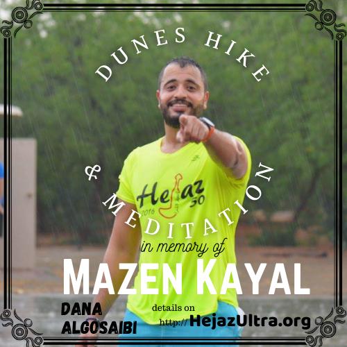 Mazen Meditation & Hike